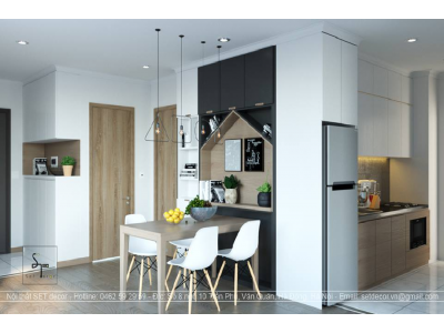 CĂN HỘ 12 - CT4 - ECO GREEN CITY