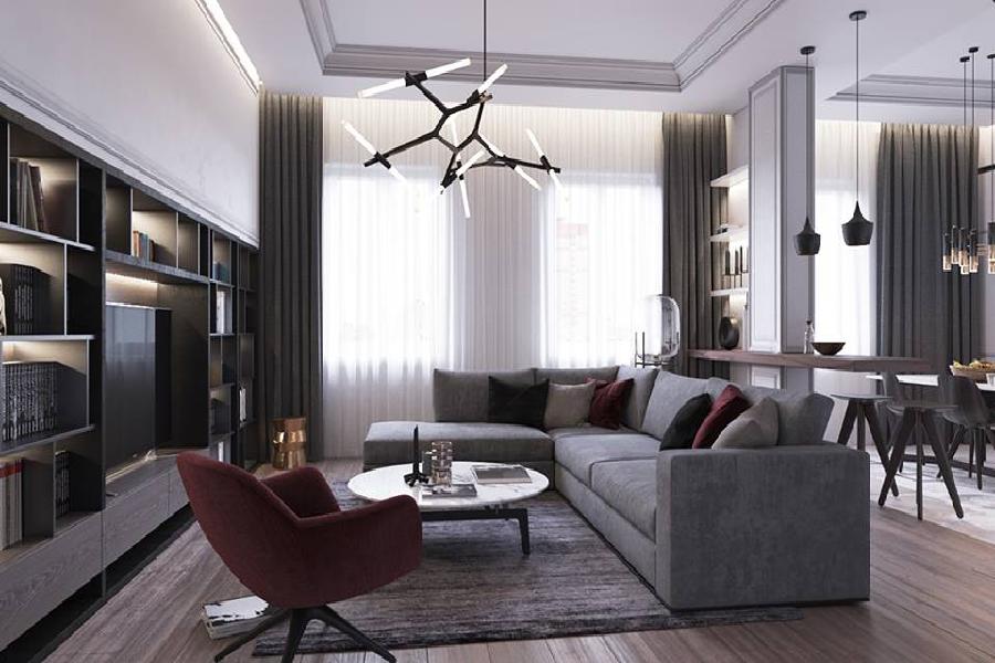 Cùng SET decor khám phá phong cách thiết kế nội thất đương đại